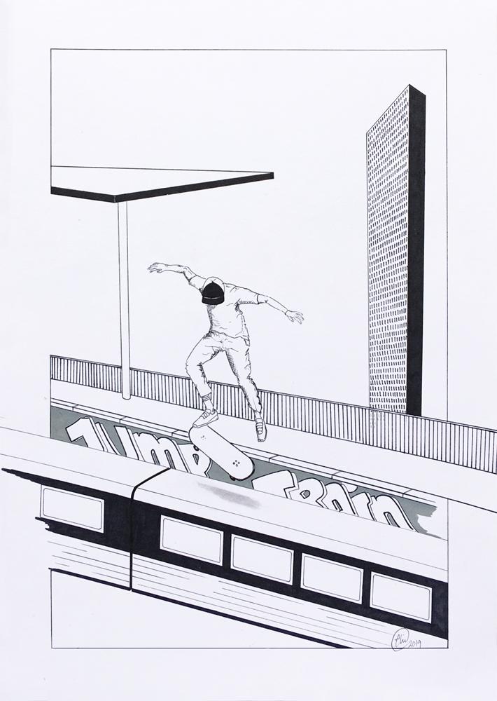 Jump train